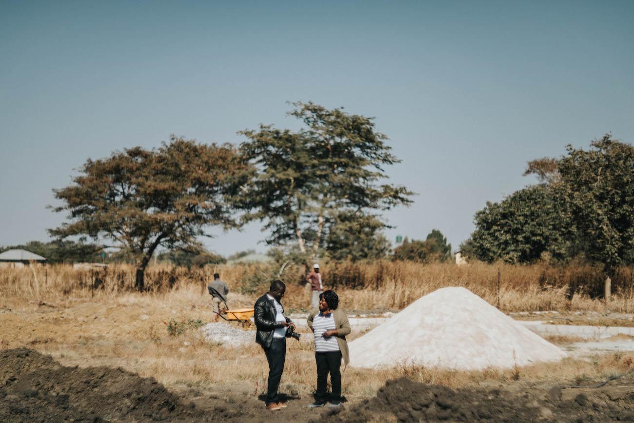 Jedidiah Learning Steps - Children's Learning Organization in Zambia, Africa